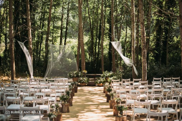 Casarse en bosque o similar cerca de madrid 2