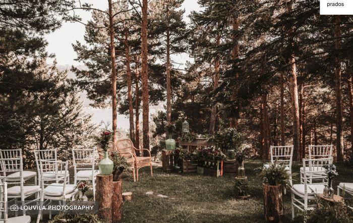 Casarse en bosque o similar cerca de madrid 3