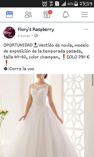 ofertas de vestidos!!!! - antes de la boda - foro bodas