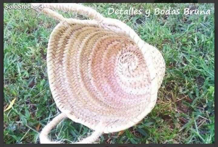 Mi cesta para la niña de las flores - 1