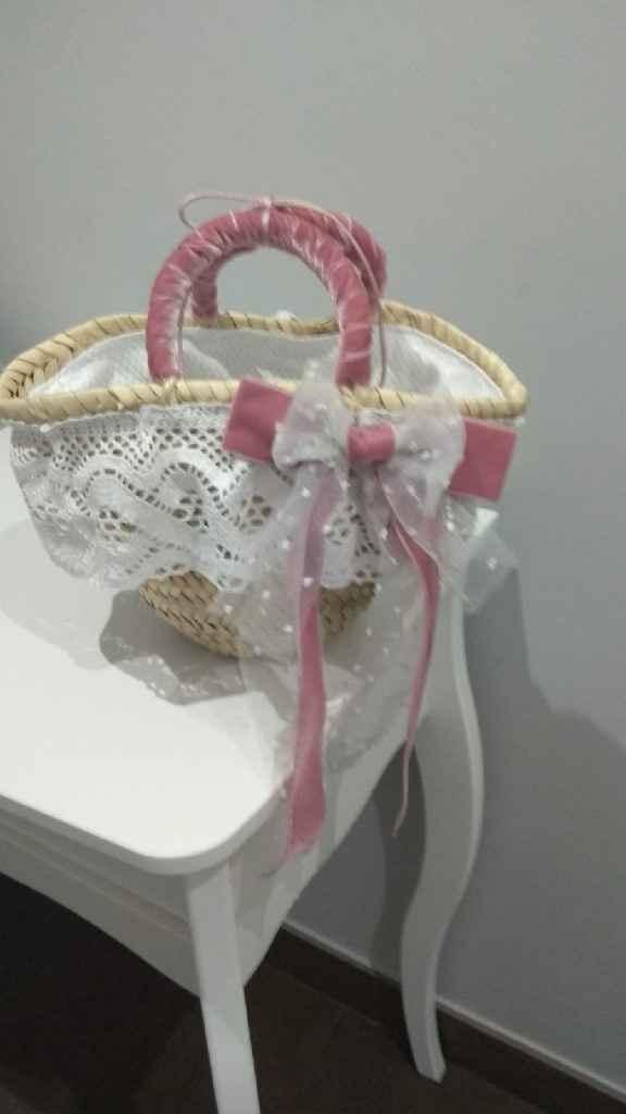 Mi cesta para la niña de las flores - 2