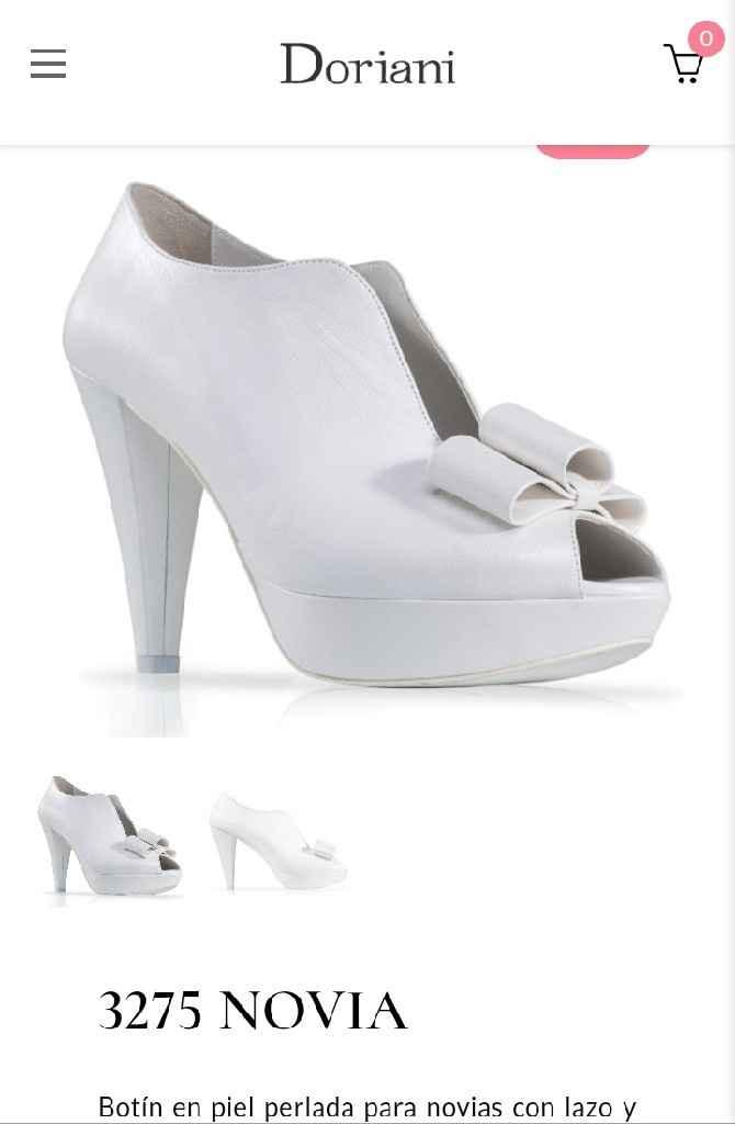 Zapatos o botines una boda en en diciembre - 1