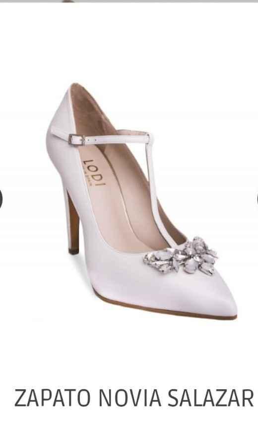 Zapatos para la boda - 1