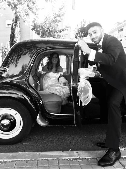 Las horas previas de la boda - 4
