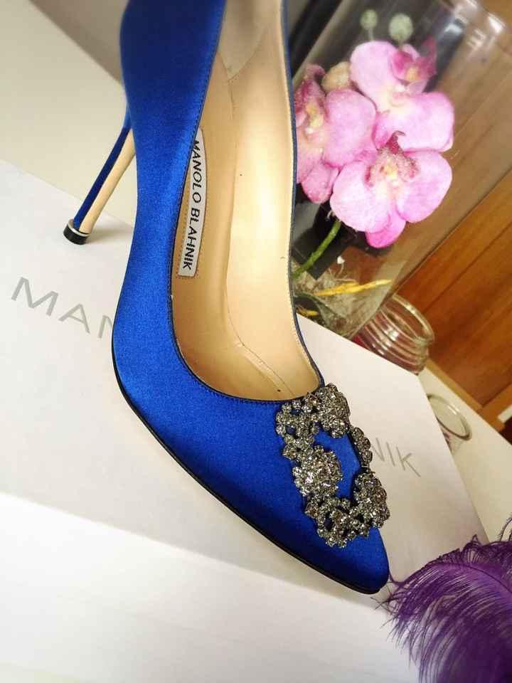 Mis zapatos de cuento.... - 3