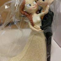 Muñecos tarta de boda - 1