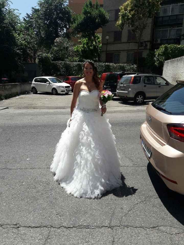Finde de boda - 1