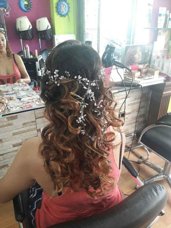 Peinado y maquillaje - 2