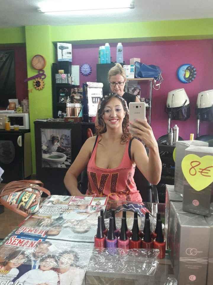 Peinado y maquillaje - 4