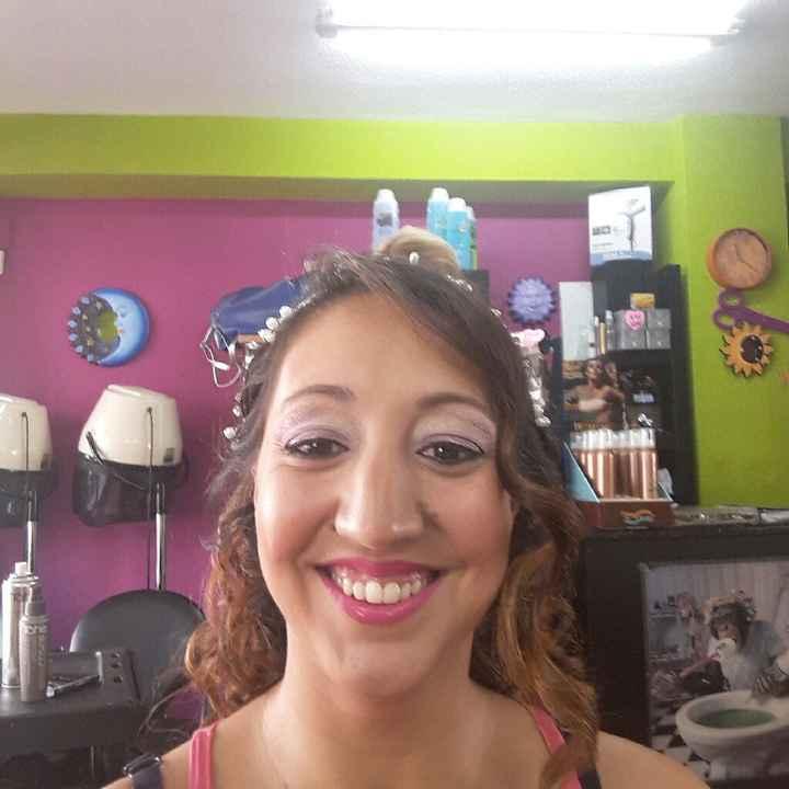 Peinado y maquillaje - 5
