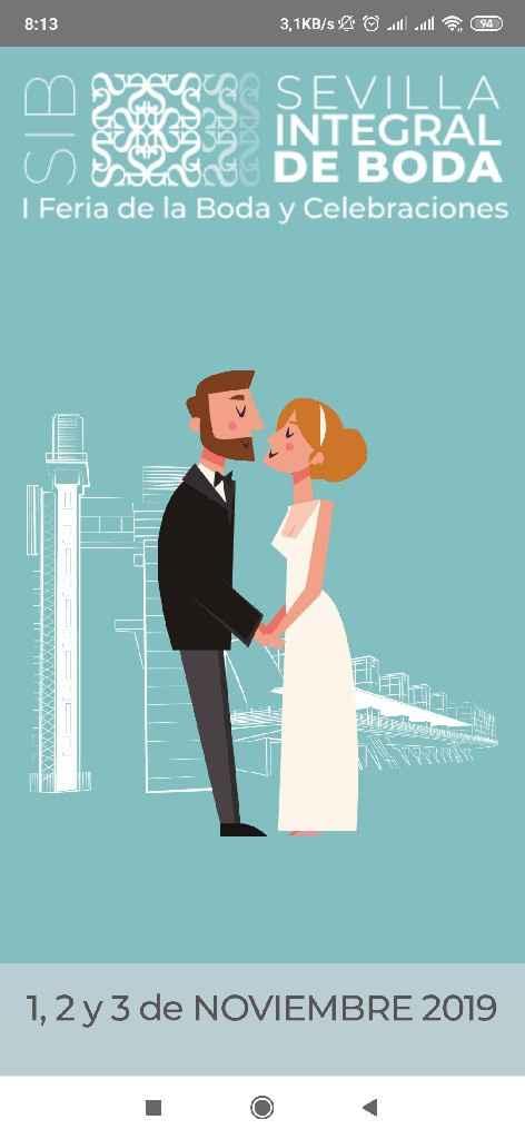 sevilla integral de boda - 1