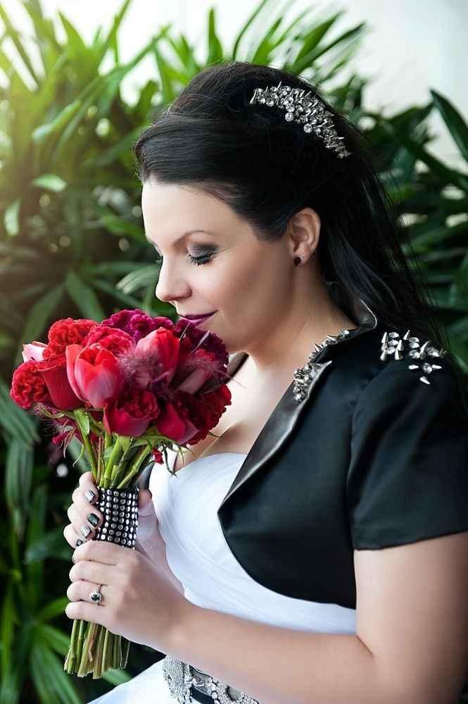 boda estilo rockera - 3