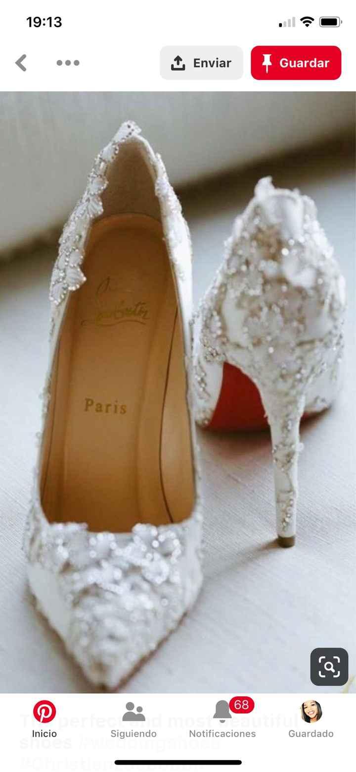 S.o.s Qué zapato es mas Ideal? - 2