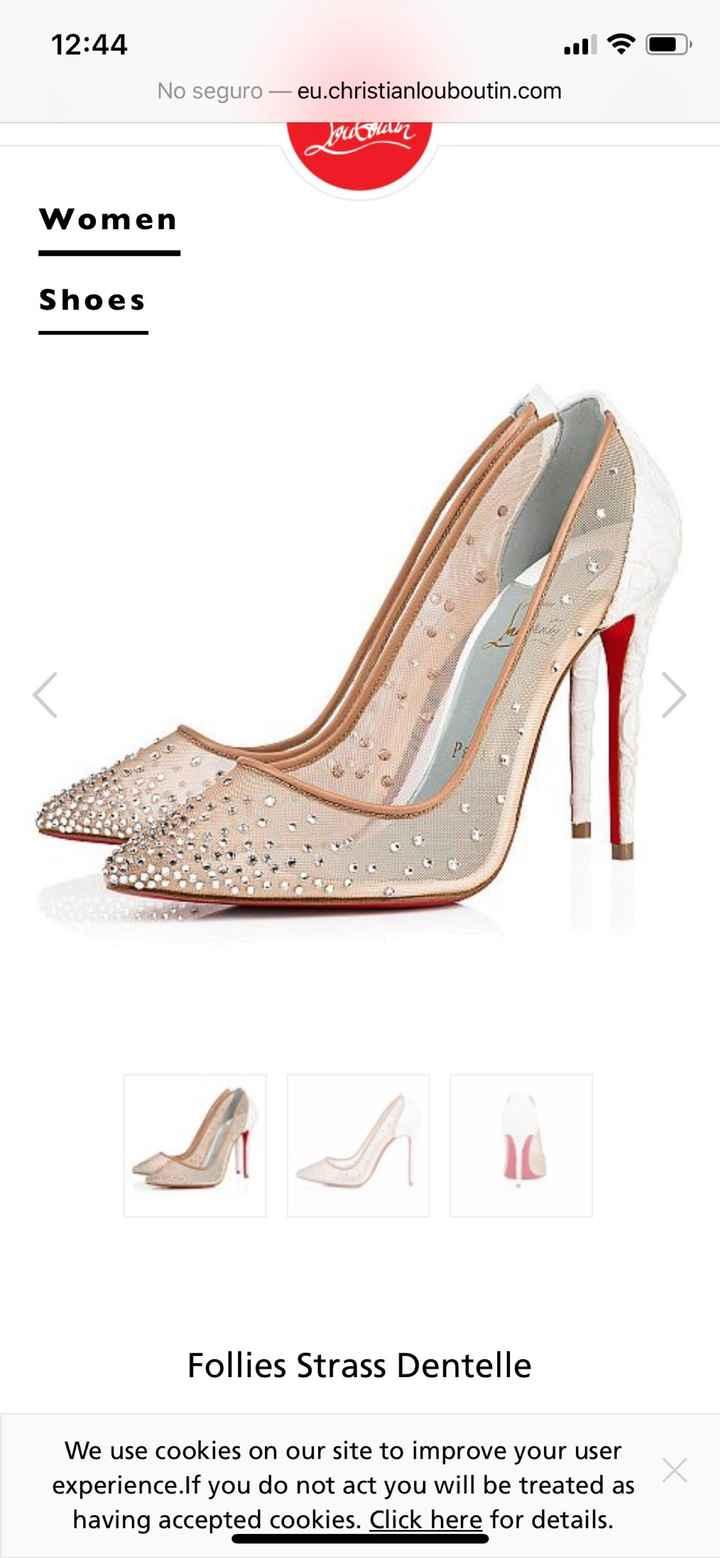 S.o.s Qué zapato es mas Ideal? - 3
