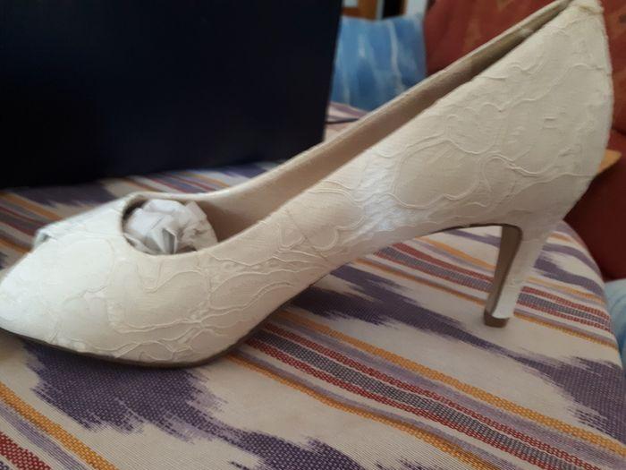 ¡Enamorada de mis zapatos de 34,99€! 6