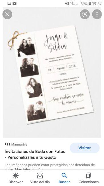 Haciendo las invitaciones 3