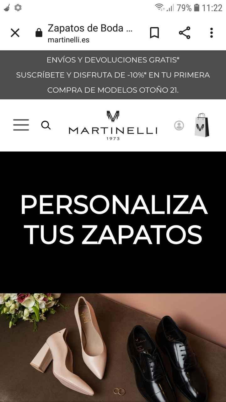 Personalizar Zapatos - 1