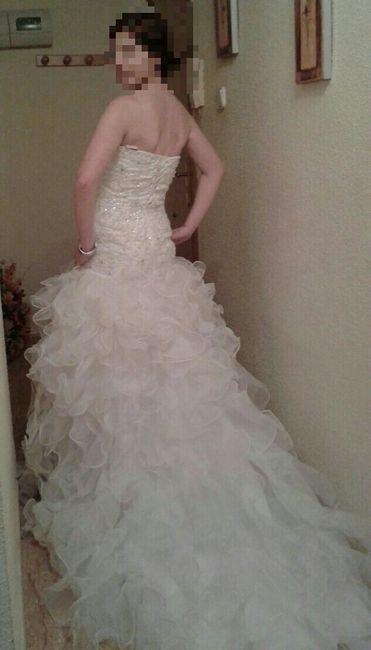 Mi vestido de novia en Aliexpress!! - 2