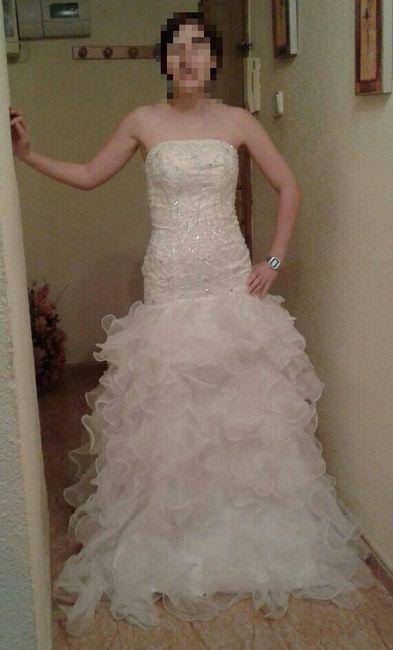 Mi vestido de novia en Aliexpress!! - 3
