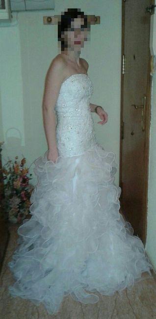 Mi vestido de novia en Aliexpress!! - 4