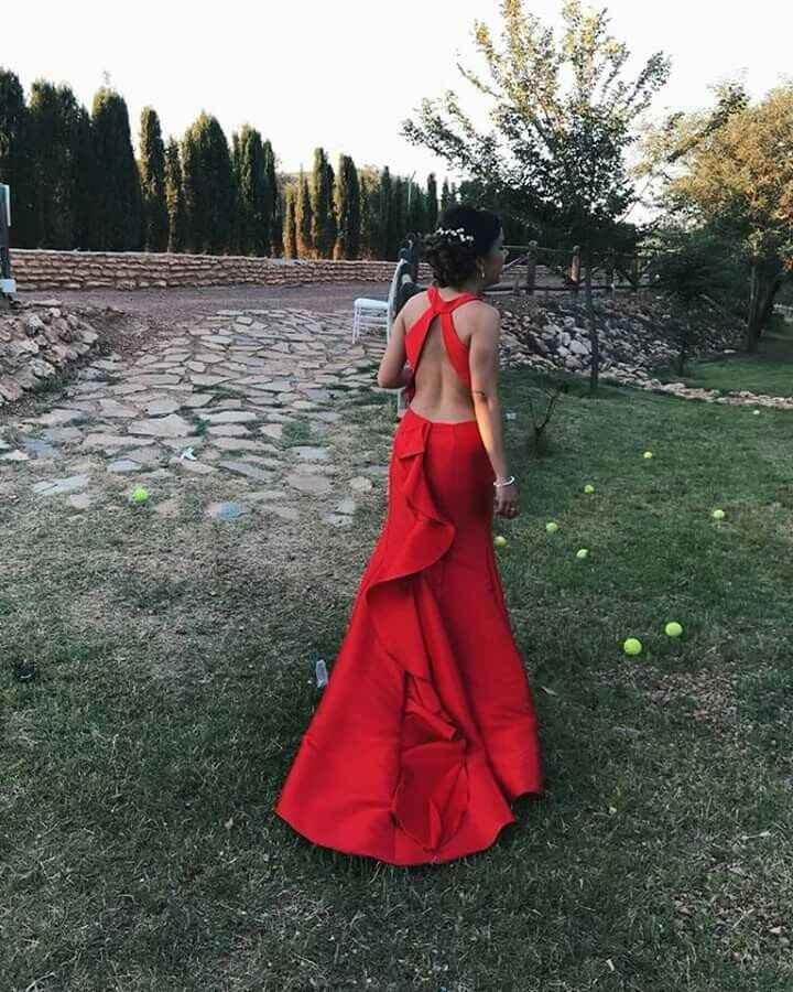 Vestido de invitada - 1