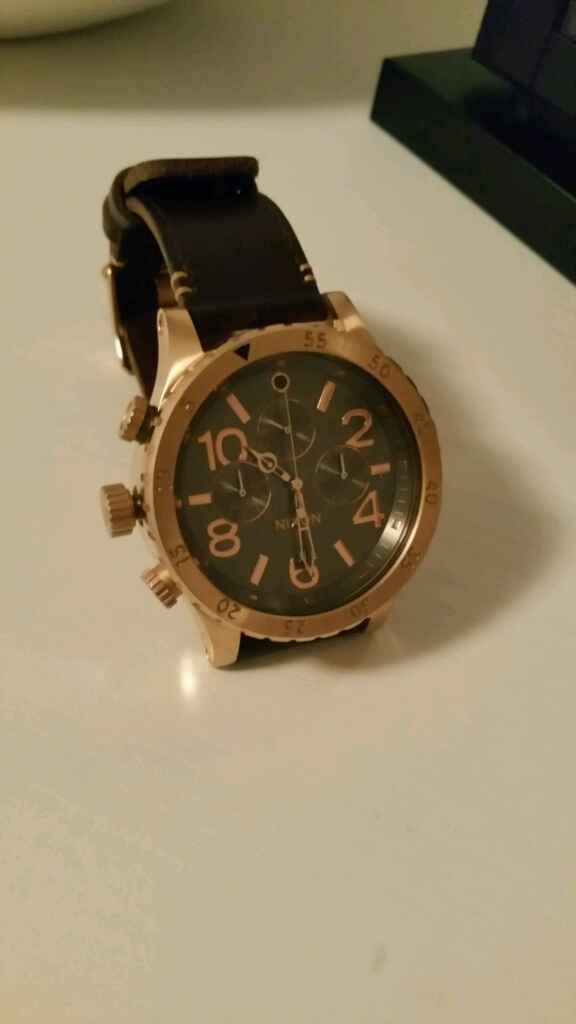 Relojes para el dia b (opción masculina) - 1
