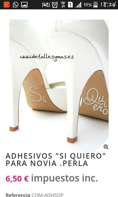 vinilos zapatos - foro bodas