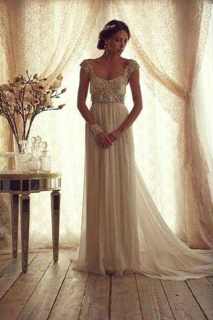 Vestidos novia vintage murcia