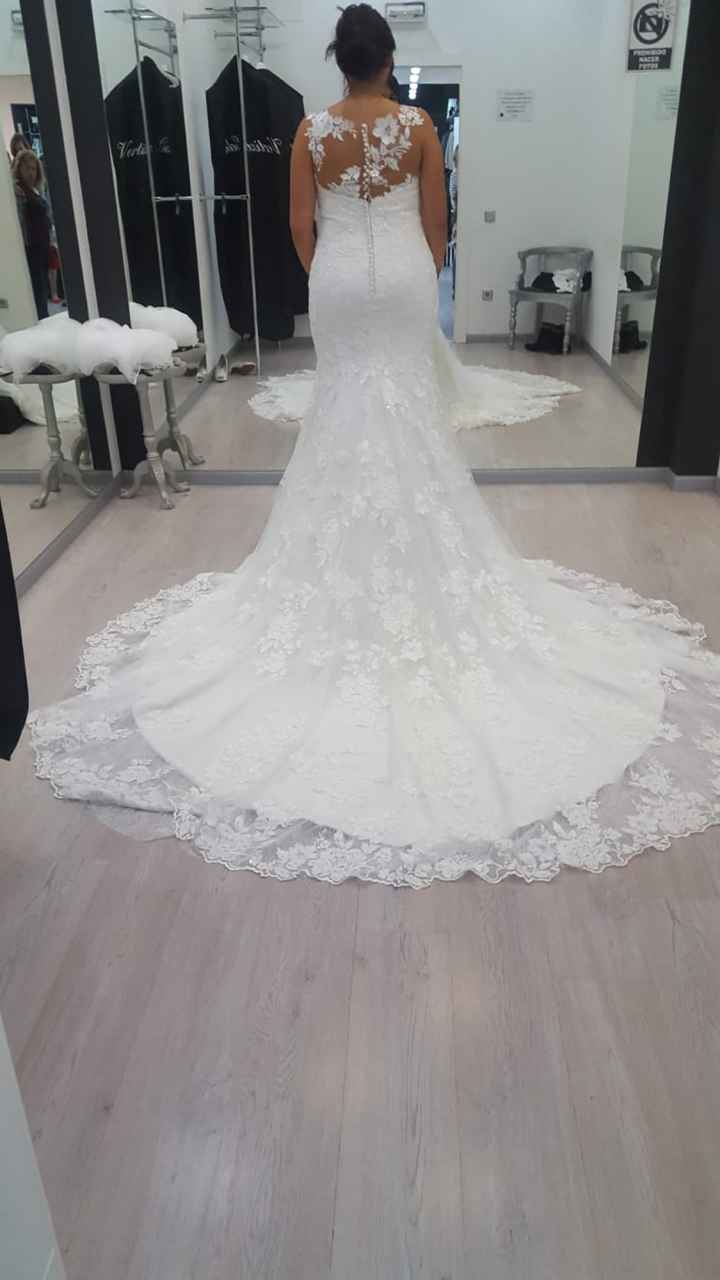 Mi vestido!!! - 1