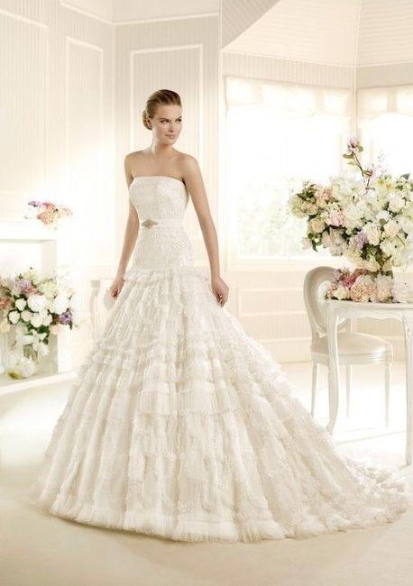 novias que se casaron o se casan con modelos de la sposa - página 14