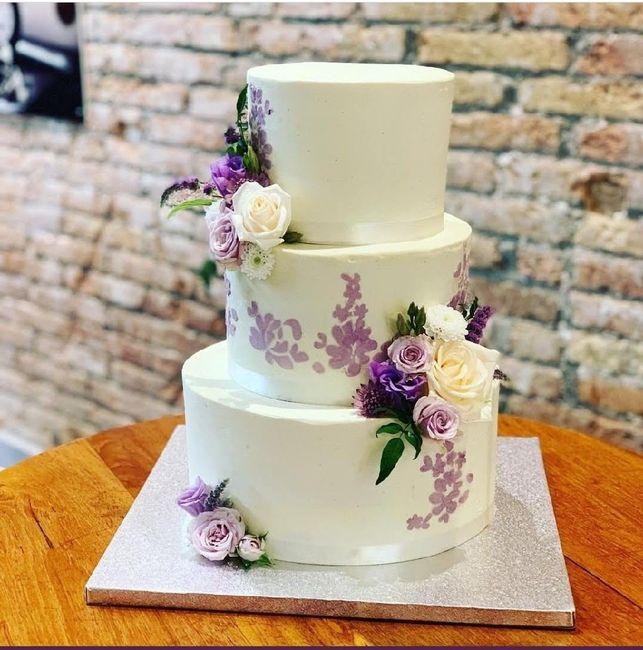 Como será vuestra tarta de boda? 5