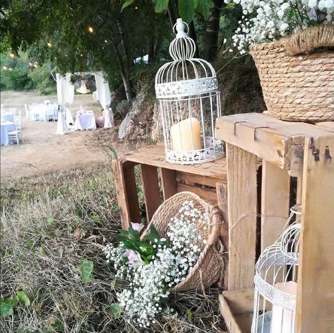 Mi decoración de boda - 1