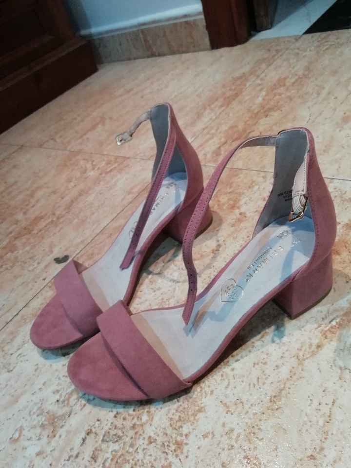 Creo que ya tengo mis zapatos - 2