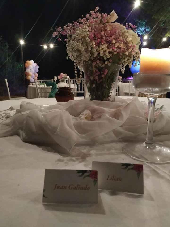 Mi decoración de boda - 9