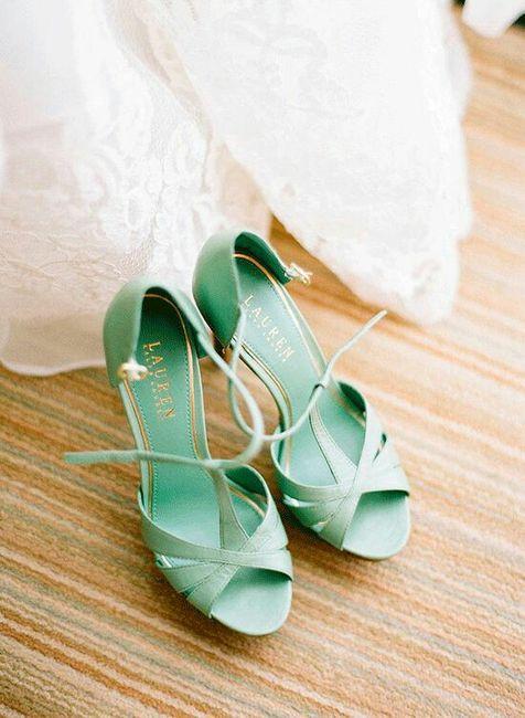 98273c9b Zapatos de novia color verde! - Moda nupcial - Foro Bodas.net