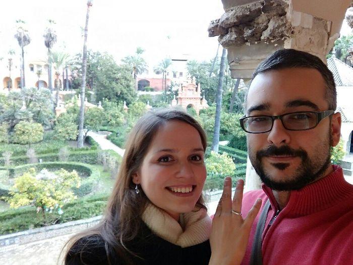 Inma y gabriel: nuestra pedida - 1