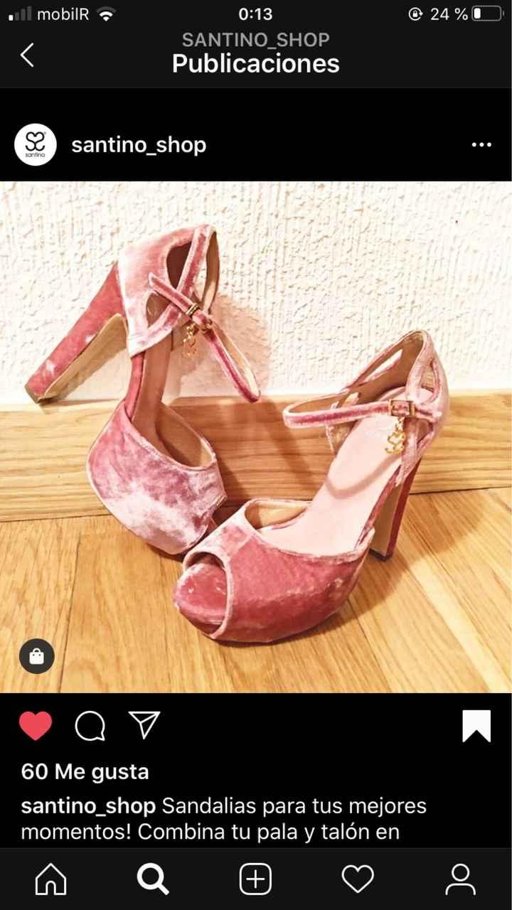 Busco Zapatos de novia - 1
