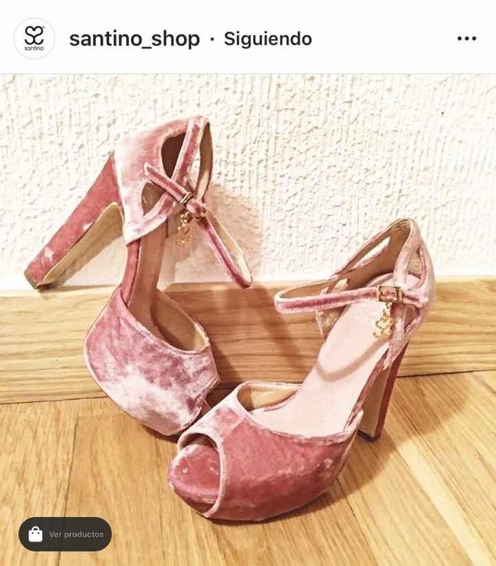 Zapatos, ¿me ayudáis a decidirme? - 2