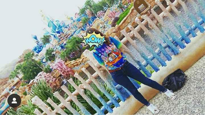 Tokyo Disney sea o Tokyo disneyland - 1