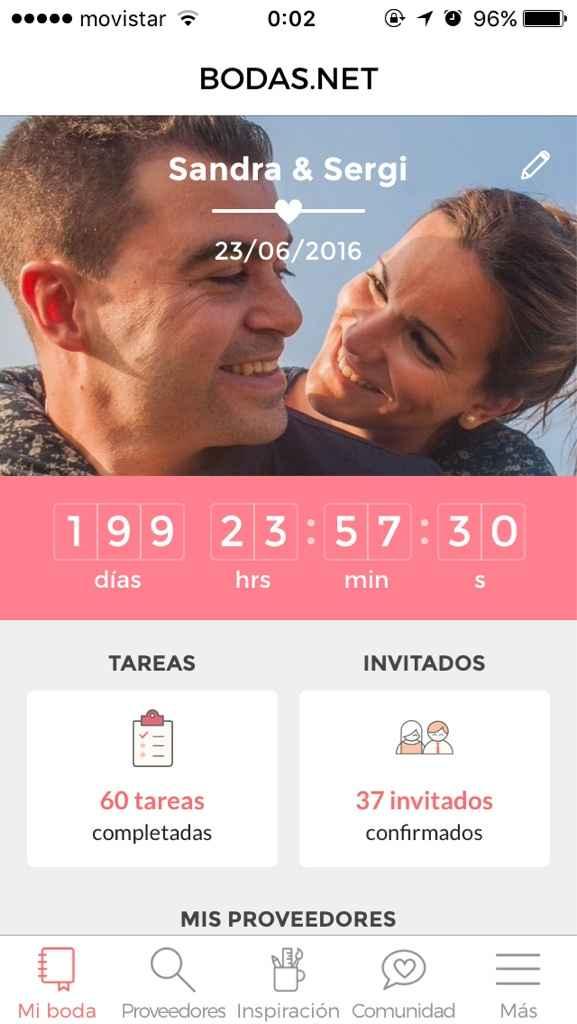 199 días y bajando!! - 1