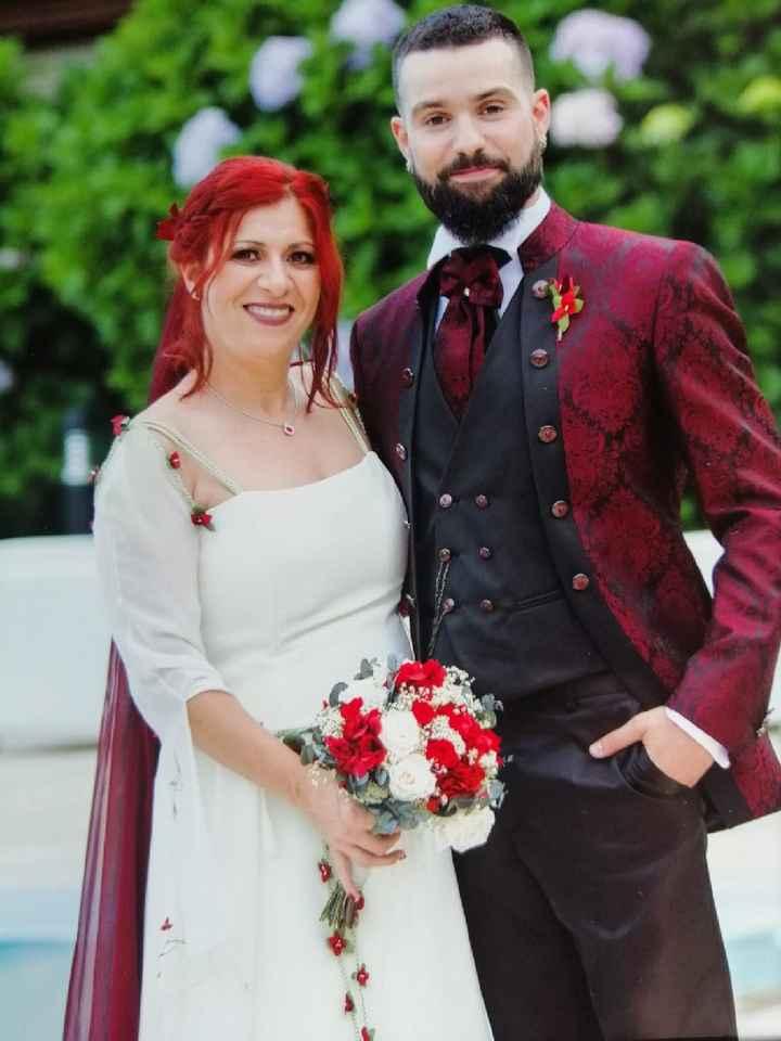 Novios que nos casamos el 13 de Julio de 2019 en Barcelona - 1