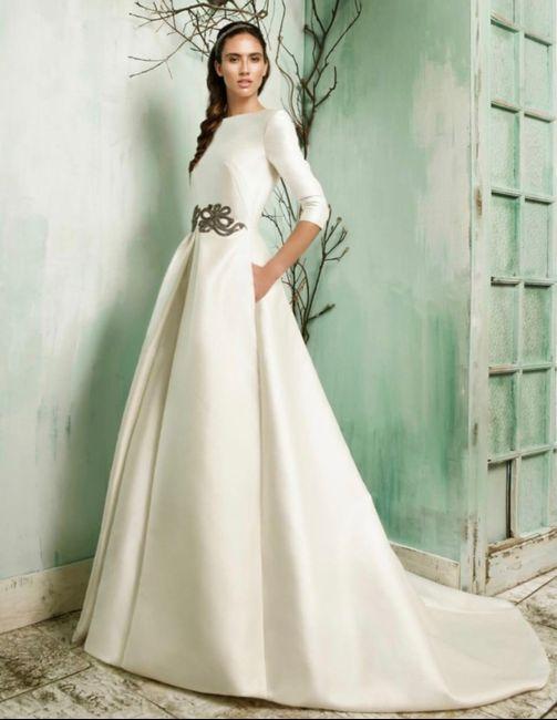 VÍDEO: ¡Vestidos de novia de Fara Sposa 2021! 👗 1