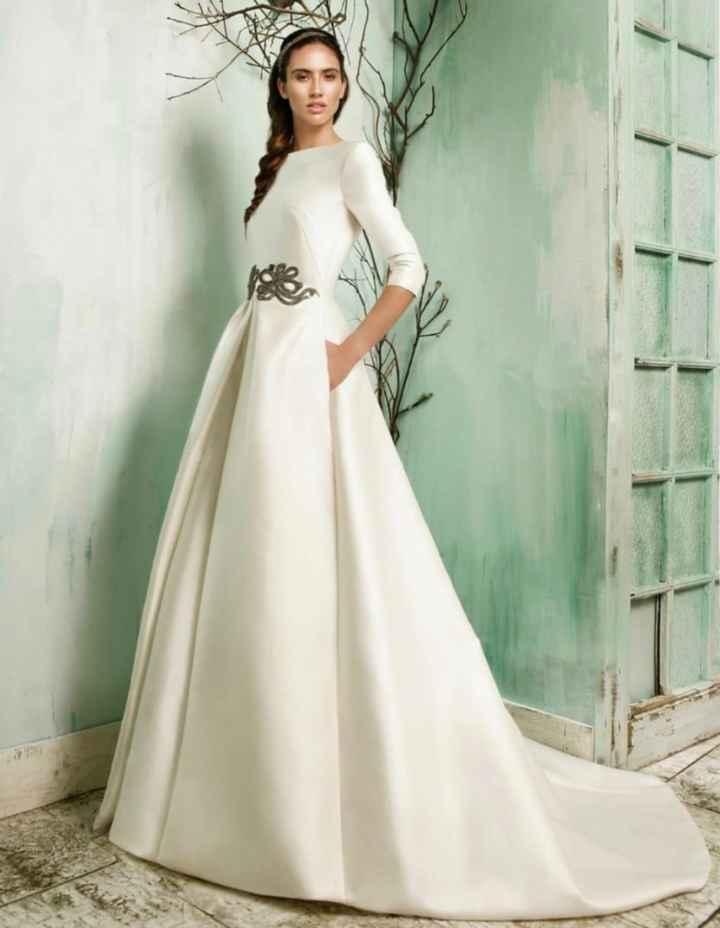 VÍDEO: ¡Vestidos de novia de Fara Sposa 2021! 👗 - 1