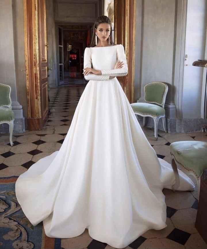 VÍDEO: ¡Vestidos de novia de Fara Sposa 2021! 👗 - 2