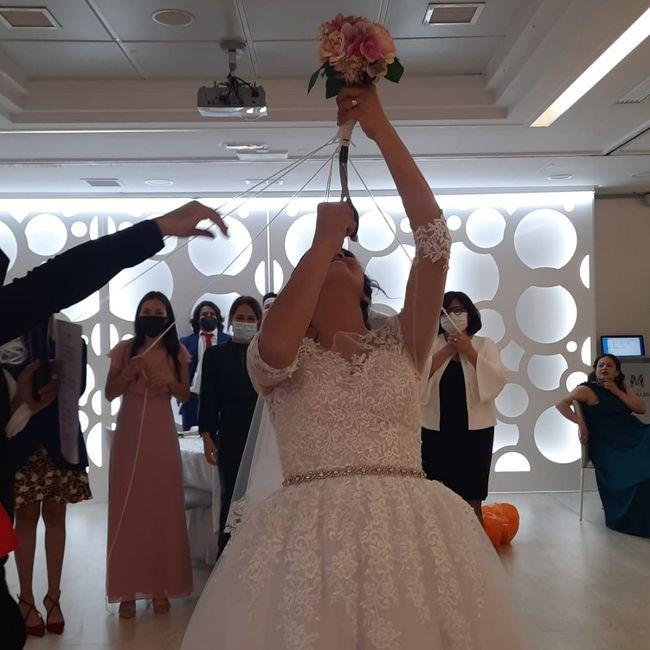 Me casé 🥳🥳 1