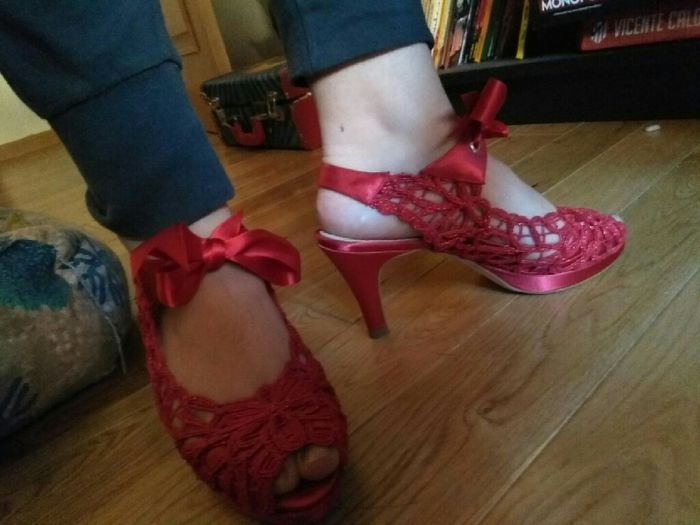 Zapatos...  Donde mirar?? 2