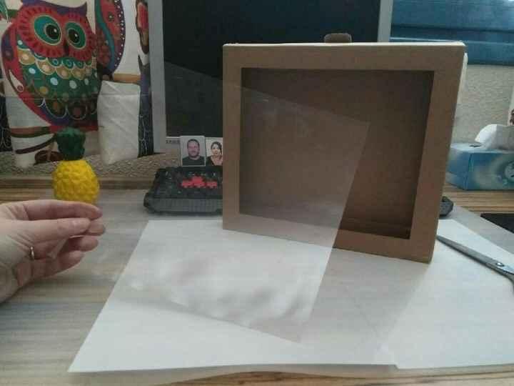 Mi caja de luz handmade - 2
