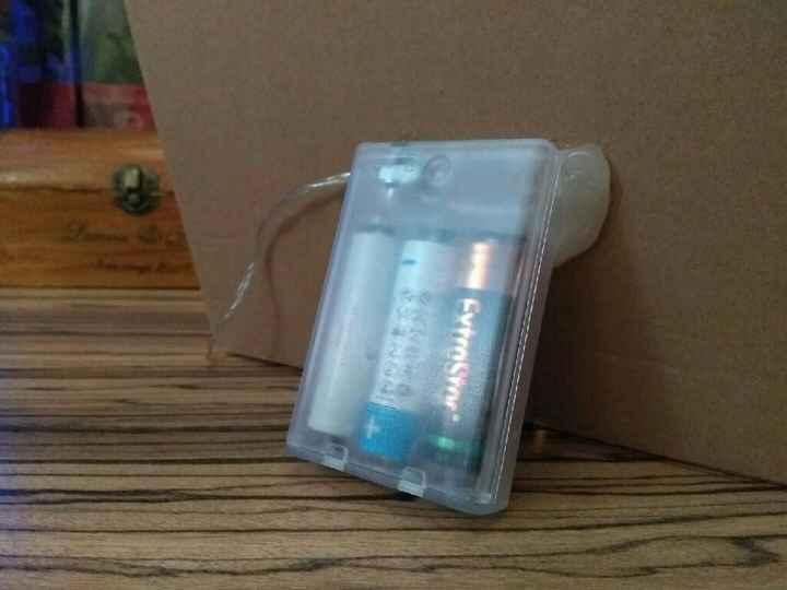 Mi caja de luz handmade - 8