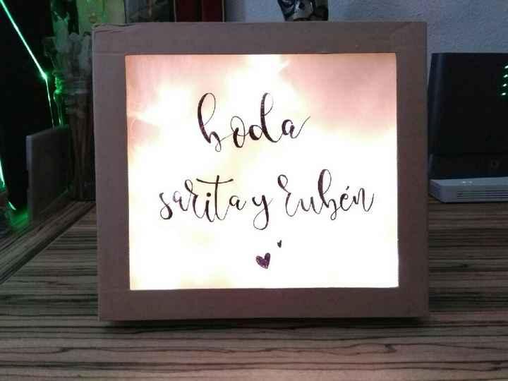 Mi caja de luz handmade - 10