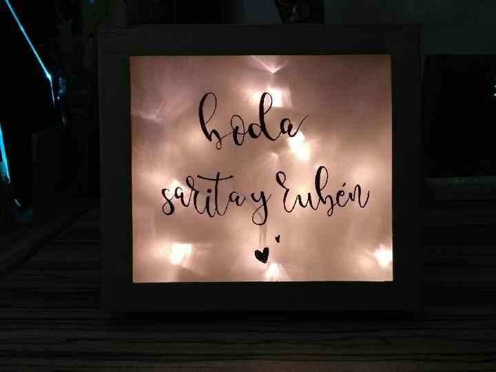 Mi caja de luz handmade - 11
